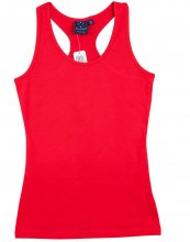 TS21A Stretch Racerback Ladies Singlet