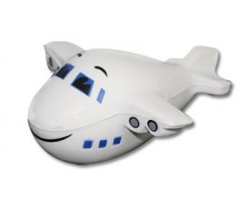 S53 Aeroplane Stress Ball