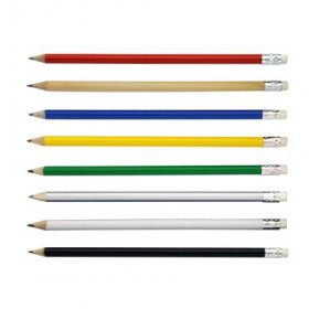 P71 Wood Pencil with Eraser