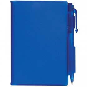 LL2705s Promotional Pocket Notebook With Pen
