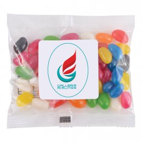 LL31470 Mini Jelly Beans in 50 Gram Cello Bag