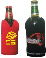 CDIN6 Footy Style Promotional Stubby Holder Full Colour