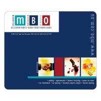 MM870 Scrunchy Fabric Mouse Pad