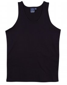 TS18 Trainers Cotton Singlet Mens