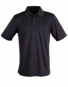 PS59 Mens Lucky Bamboo Polo Shirt