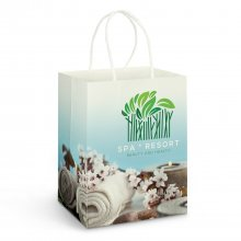 116937 Large Paper Carry Bag - Full Colour