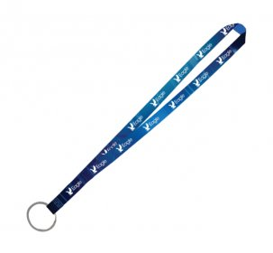 LAN11 20mm Full colour Sublimation Ultrafine Polyester Lanyard