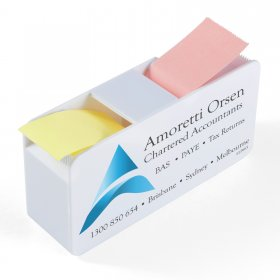 LL9665 Duo Sticky Note Dispenser