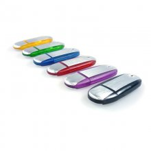 USM6054 Oval Flash Drive USB