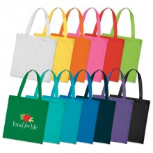 107689 Sonnet Cotton Tote Bag - Colours