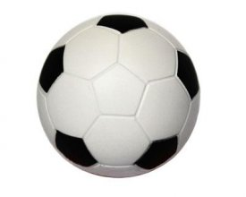 S13 Soccer Stress Ball