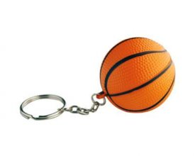 S31 Basketball Stress Keyring