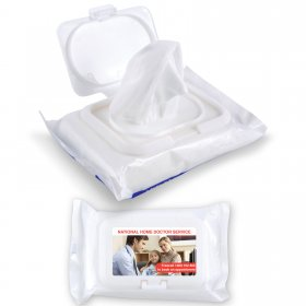 LL4659 Anti Bacterial Wipes in Pouch