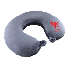 LL8375 Cloud Travel Pillow with Bag