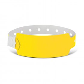 110889 Plastic Event Wrist Band