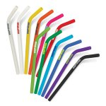 115163 Silicone Reusable Drinking Straw