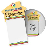113367 Magnetic House Memo Pad