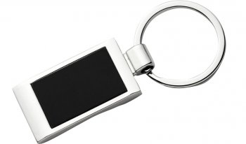 K9 Wave Metal Promotional Keyring