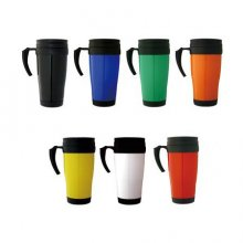 M11 Plastic Thermo Travel Mug