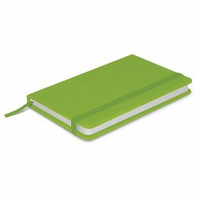 106098 Alpha Notebook with Elastic Closure