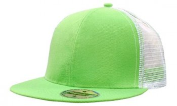 4138 Premium American Twill with Mesh Back & Snap Back Pro Styling