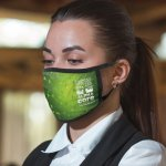 118526 Full Colour 3-Ply Reusable Face Mask