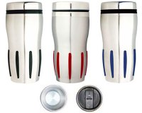 M13 Stainless Steel Style Promo Travel Mug