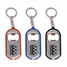 LL4668 Bottle Opener Keytag / Light