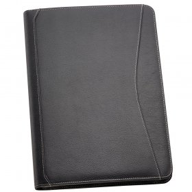 505BK A4 Leather Compendium