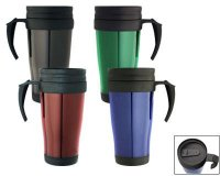 M01 Plastic Thermo Travel Mug 350ml