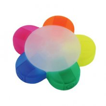 P76 Flower 5 Colour Highlighter