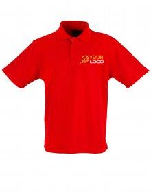 Embroidered Polo Shirts - Custom Polo Shirts with Business Logo