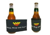 CDS01 Promo Stubby Holder Slap Wrap & Go