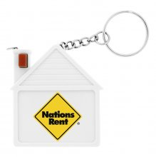 K-157 House Tape Measure Keyring