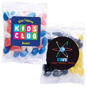 LL31450 Mini Jelly Beans in 60 Gram Cello Bag