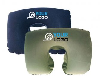 T35 Inflatable Neck Travel Pillow