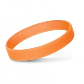 112807 Silicone Wrist Band - Glow in the Dark