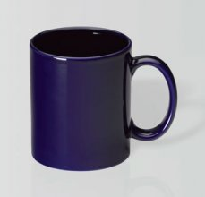 Can Traditional Promotional Coffee Mug 350ml