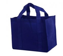 B04 Non Woven Shopping Grocery Bag