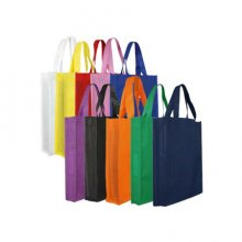 B05 Non Woven Trade Show Bag (With Gusset)