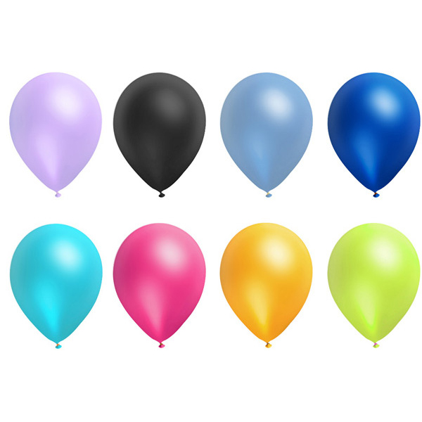 D30CM Decorator Promotional Printed Balloons