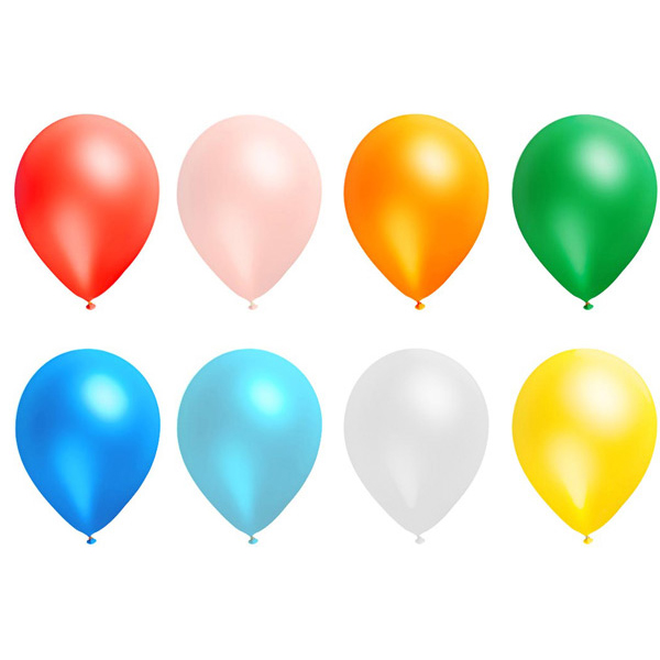 B30CM Standard Promotional Printed Balloons