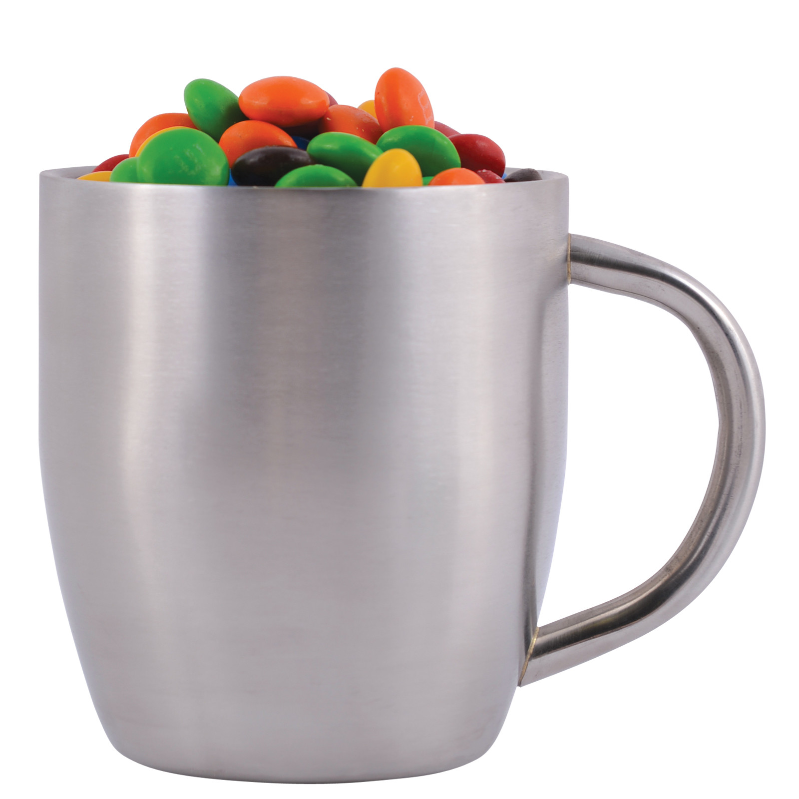 LL33016s M&M's in Silver Rectangular Tin