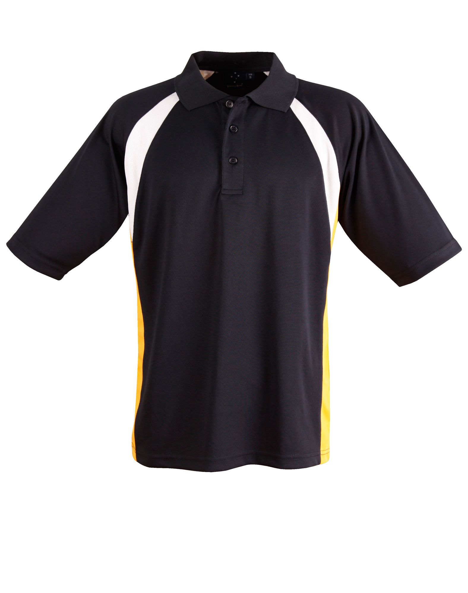 Ps28 Cooldry Tri Sport Mens Polo Shirt